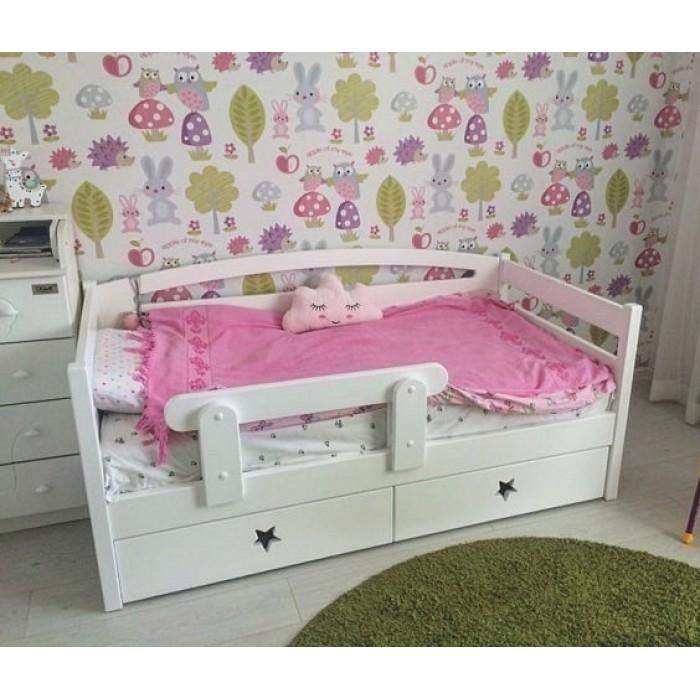 """Кровать """"Звездочка"""" детская"""