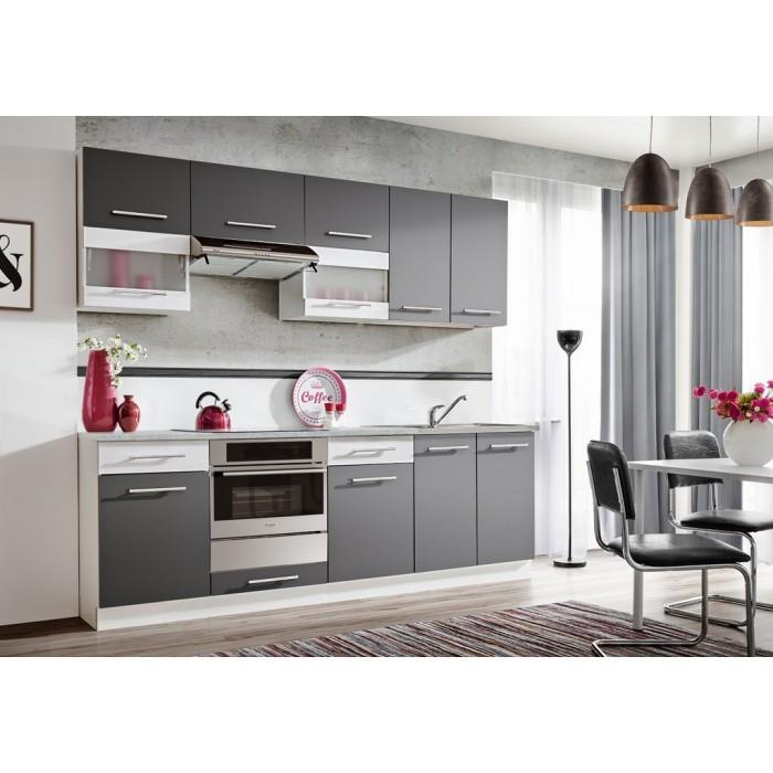 Прямая кухня 001 (2,8м)